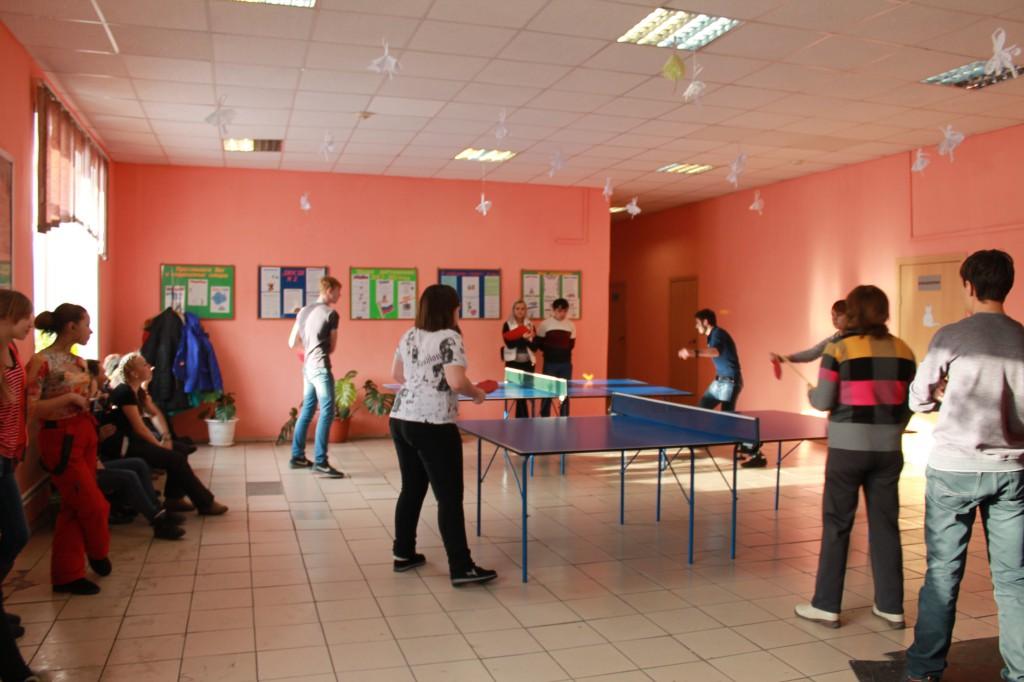 образец протокола соревнования по настольному теннису